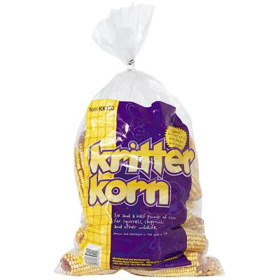 Kritter Korn 6.5 Lb. Corn On The Cob Squirrel Food