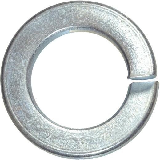 Hillman 3/8 In. Hardened Steel Zinc Plated Split Lock Washer (100 Ct.)