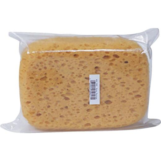 Decker 6.25 In. x 4.5 In. Yellow Body Sponge