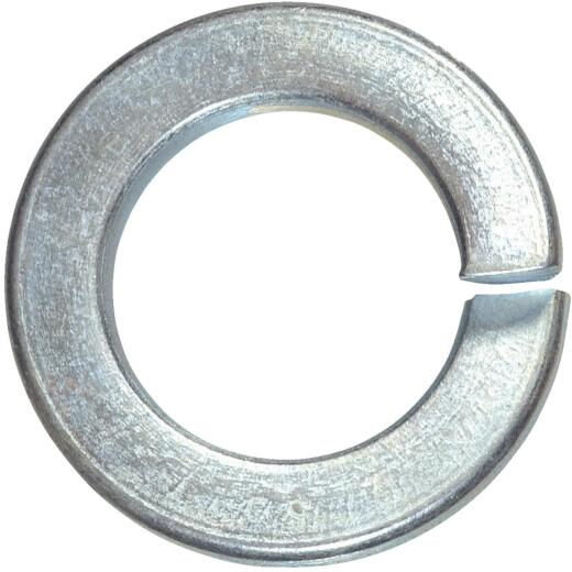 Hillman 7/16 In. Hardened Steel Zinc Plated Split Lock Washer (50 Ct.)