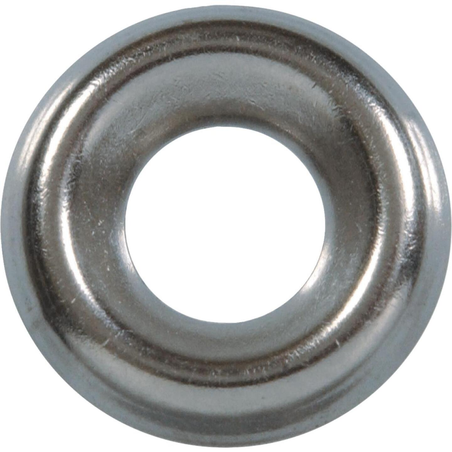 Hillman #10 Steel Nickel Plated Finishing Washer (10 Ct.) Image 1
