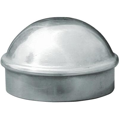 Midwest Air Tech Rounded Post 1-5/8 in. Aluminum Cap