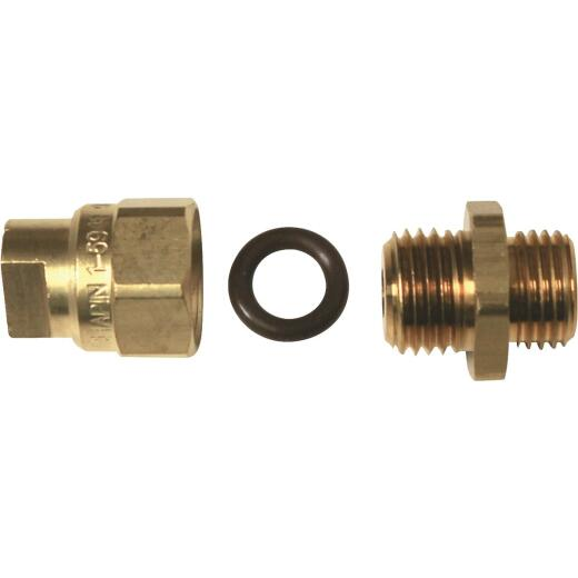 Chapin Brass Fan Nozzle