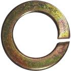 Hillman 3/4 In. Alloy Steel Yellow Dichromate Split Lock Washer (20 Ct.) Image 1