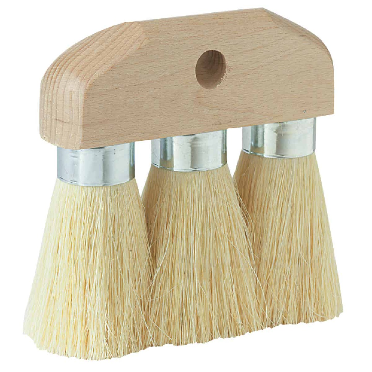 DQB 3-1/2 In. x 3-Knot Tampico Roof Brush Image 1