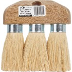 DQB 3-1/2 In. x 3-Knot Tampico Roof Brush Image 2