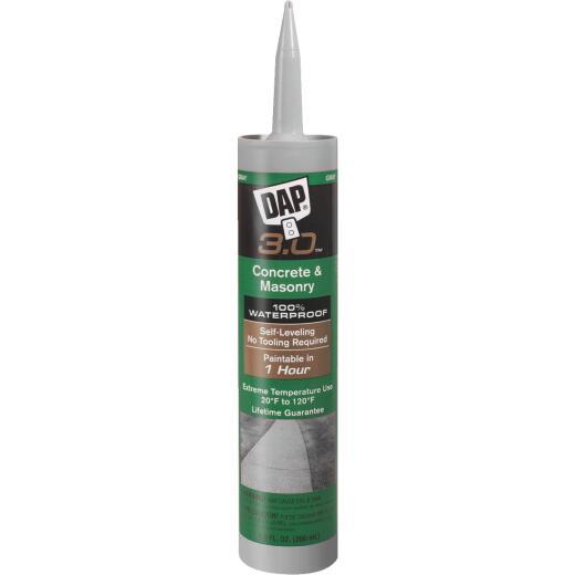 Dap 3.0 Self-Leveling 9 Oz Gray Concrete Sealant
