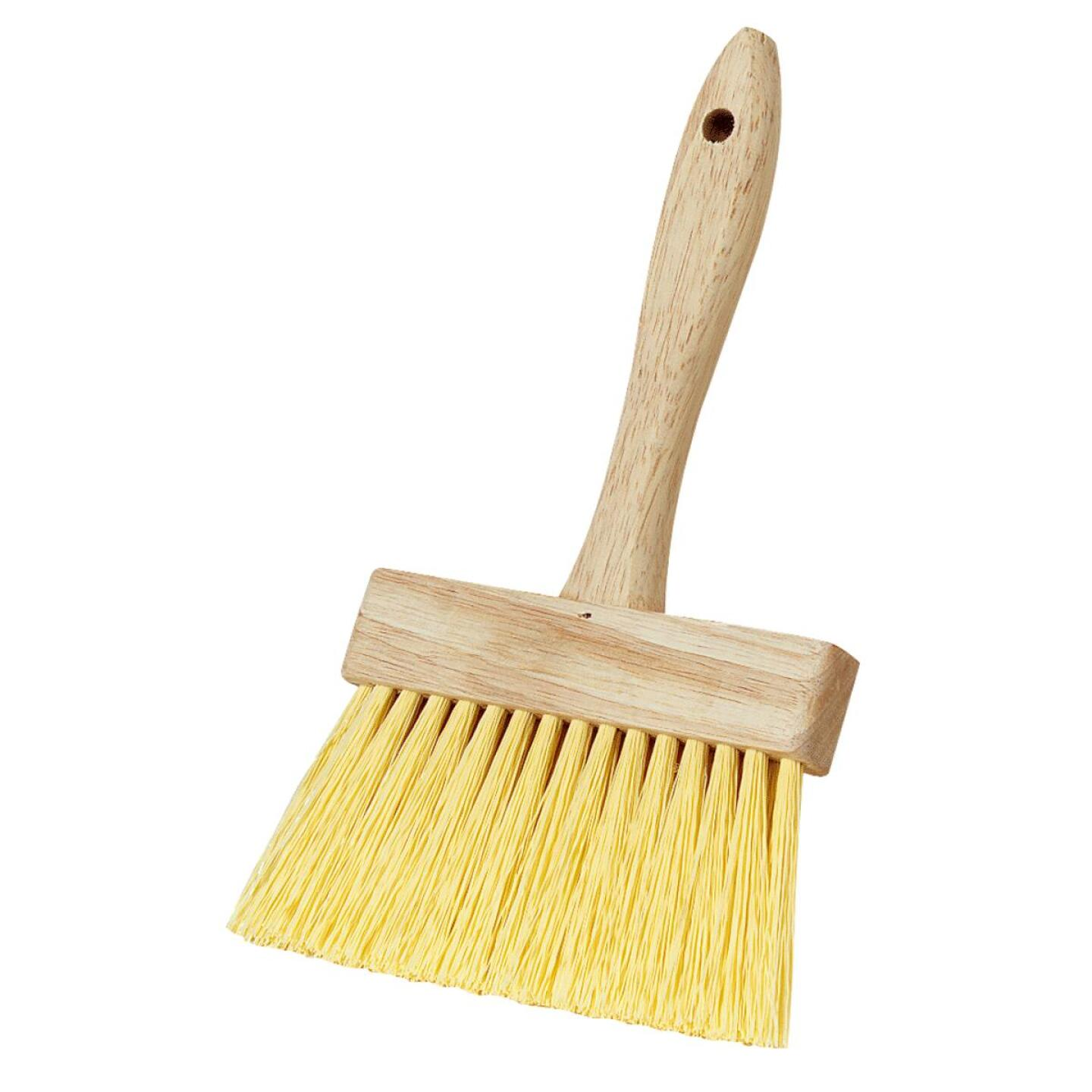 DQB 6 In. x 3 In. Colored Tampico Kalsomine Brush Image 1