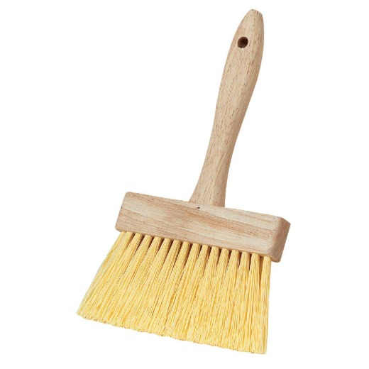 DQB 6 In. x 3 In. Colored Tampico Kalsomine Brush
