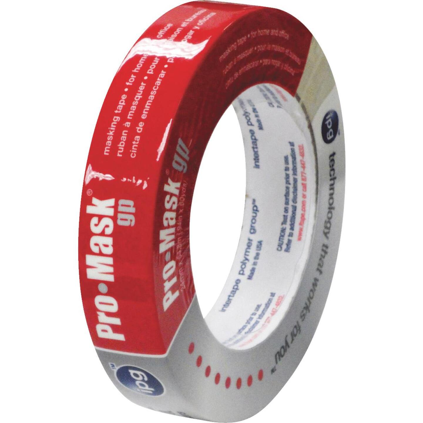 IPG PG500 0.94 In. x 60 Yd. General-Purpose Masking Tape Image 1