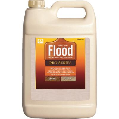 Flood Exterior 1 Gal. Stain & Paint Remover