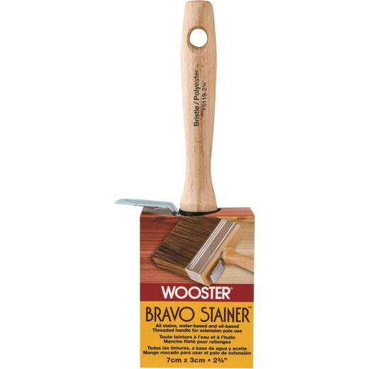 Wooster Bravo Stainer 2-3/4 In. Bristle Brush
