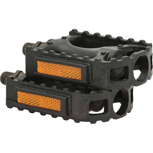 Bell 1/2 In. or 9/16 In. Hole Universal Bicycle Pedal