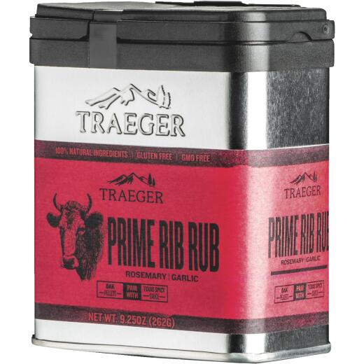 Traeger 9.25 Oz. Rosemary & Garlic Flavor Prime Rib Rub