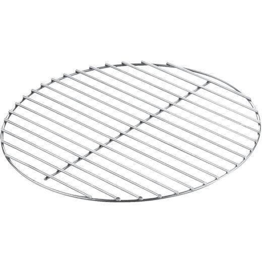 Weber 13.5 In. Dia. Plated Heavy Steel Cooker Grill Grate