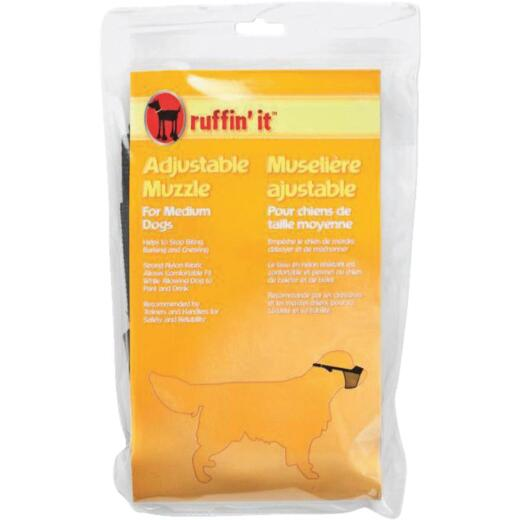 Westminster Pet Ruffin' it Medium Nylon Muzzle