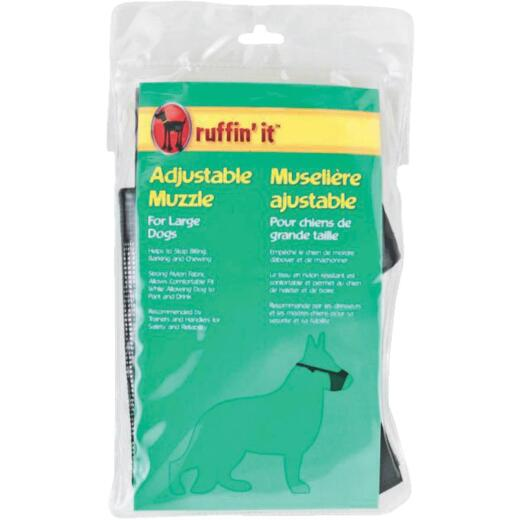 Westminster Pet Ruffin' it Large Nylon Muzzle