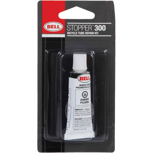 Bell Sports Stopper 300 4-Patch Bicycle Tube Repair Kit