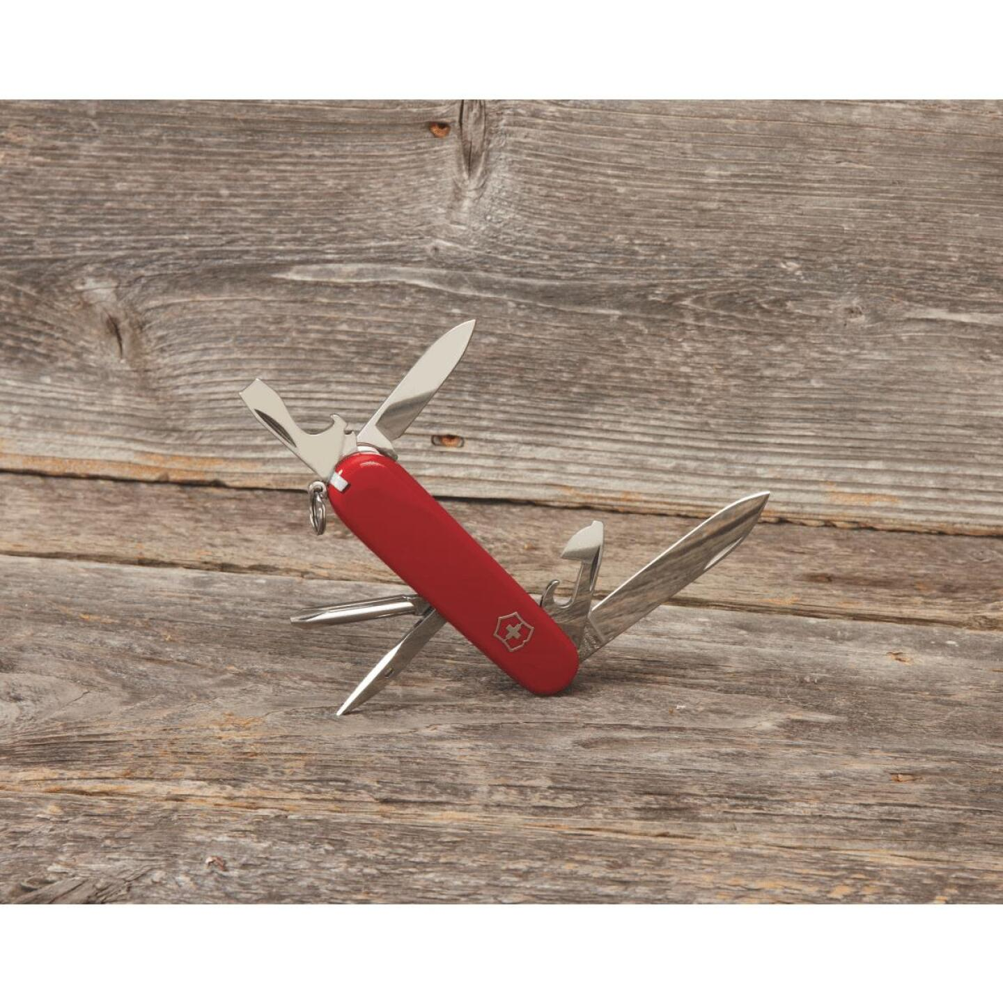 Victorinox Tinker 12-Function 2-1/4 In. Red Swiss Army Knife Image 2