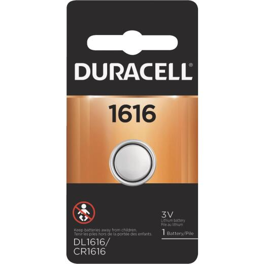 Duracell 1616 Lithium Coin Cell Battery