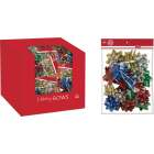 Paper Images Assorted Size Traditional Gift Bow (26-Pack) Image 1