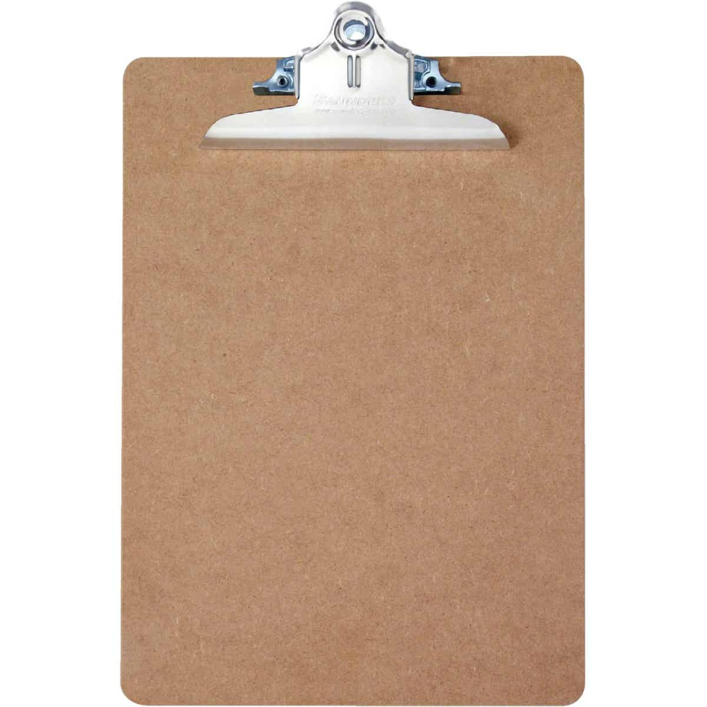 Saunders Letter Size 100% Recycled Hardboard 1 In. Clipboard Image 1